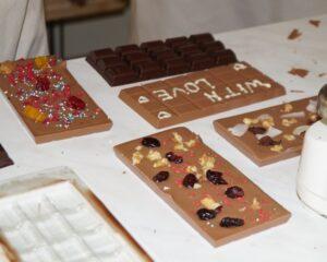 Schokoladenseminar Schokoladen kreativ gestalten