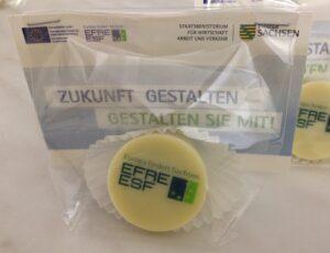 Logopraline ESF