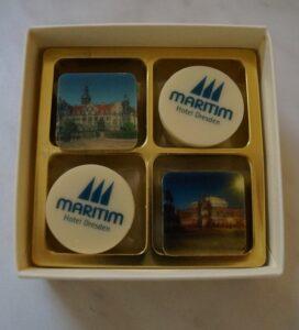 Fotopralinen Maritim Hotel Dresden